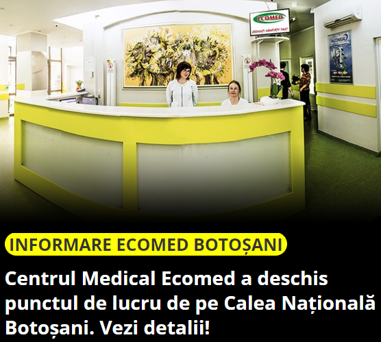 Ecomed Botosani