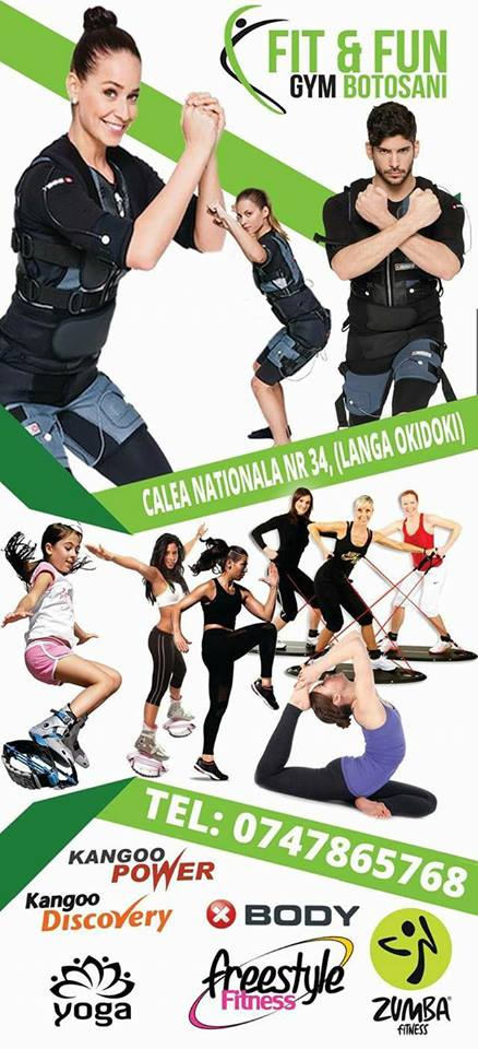 Fit-Fun Gym Botosani